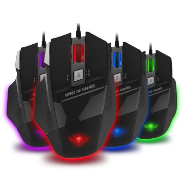 Souris Spirit Of Gamer Pro-M8 Light Edition