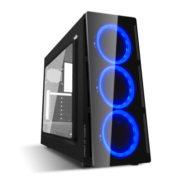 Processeurs - Video Choix Pc Gamer INTEL I3 9100F GeForce GT710 2Go Windows 10 D5BL