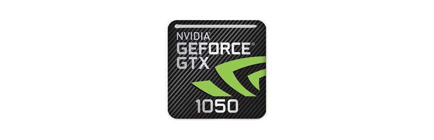 GeForce GTX1050 2Go
