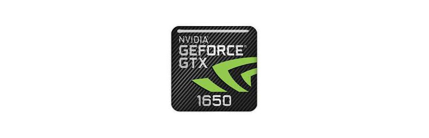 GeForce GTX1650 4Go