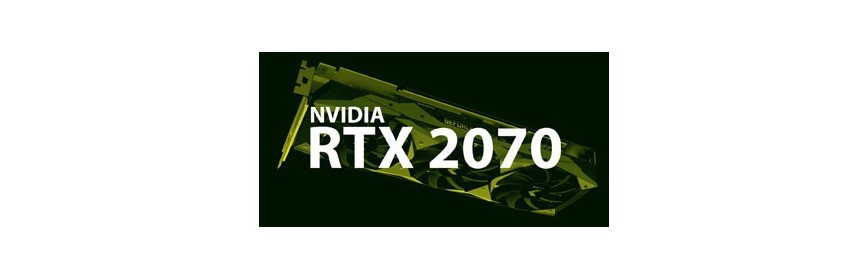GeForce RTX 2070 8GO